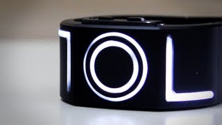TRON Watch - Tokyoflash Kisai Seven LED Watch