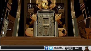 Egyptian Queen Escape Walkthrough