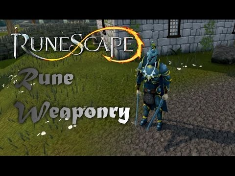 Runescape Gameplay | LET'S PLAY #7 – RUNE WEAPONRY UPGRADE