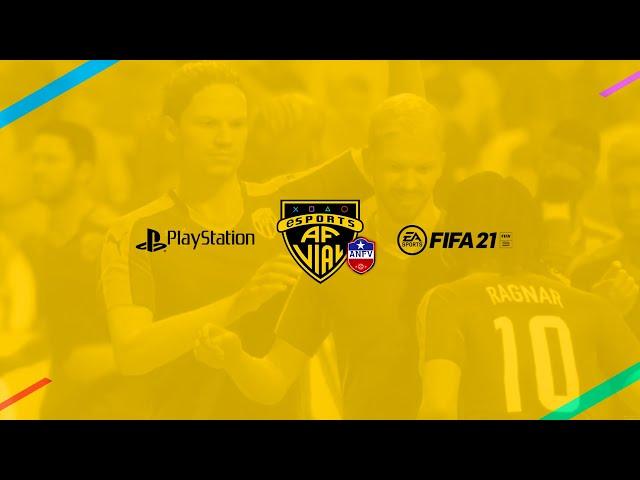 ⚽[COPA] Hexagonal de Pre-Temporada para ANFV🎮 FERNÁNDEZ VIAL eSPORTS 💛🖤 PS4 / FIFA21