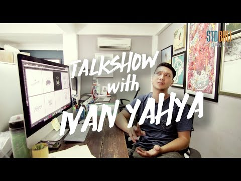 STD BALI interview with : Ivan Yahya - Graphic Designer Deus Ex Machina