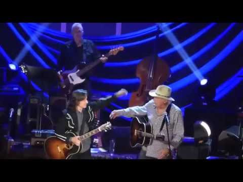Nitty Gritty Dirt Band and Jerry Jeff Walker, Mr Bojangles (50th Anniversary)