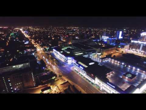 Краснодар 2016. Вид с высоты птичьего полета. Fly Krasnodar