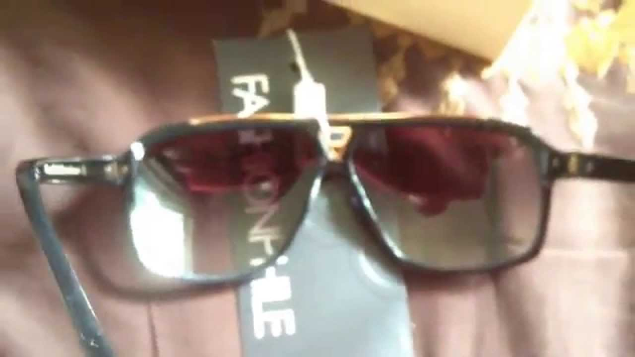 20ed26e18d3e Louis Vuitton Evidence Sunglasses - YouTube