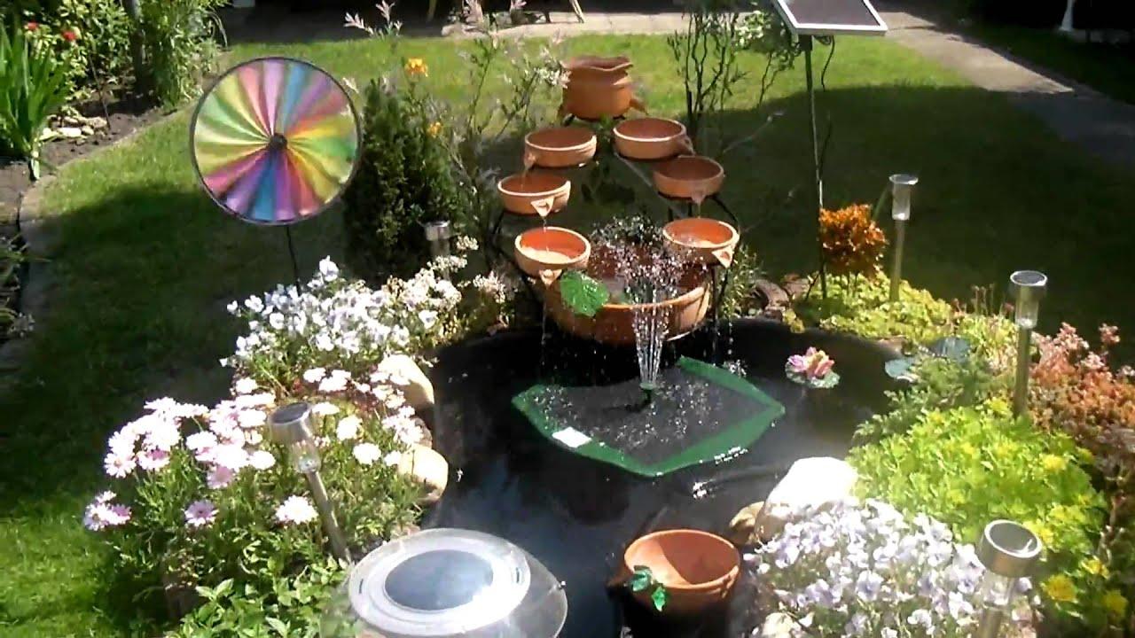 brunnen garten selber bauen – rekem, Garten und Bauen