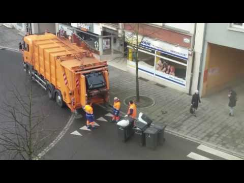 Solid Waste Collection and transportation
