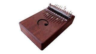 Kalimba - Piano de Mão - Como Fazer
