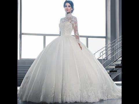 febcb0260e6f053 Самые красивые свадебные платья (фото) - YouTube