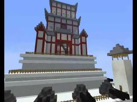 Quartier Générale de la Marine - Minecraft