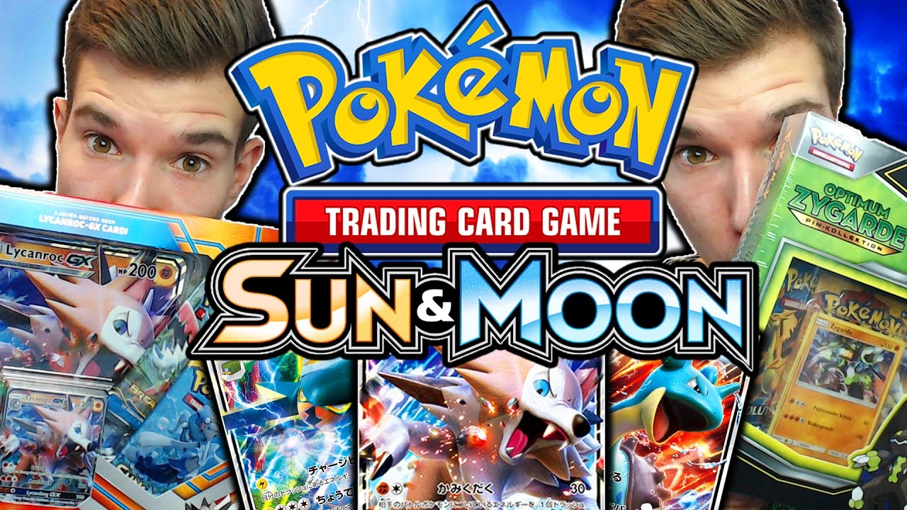 zygarde box gx box pok mon sonne mond booster opening youtube. Black Bedroom Furniture Sets. Home Design Ideas