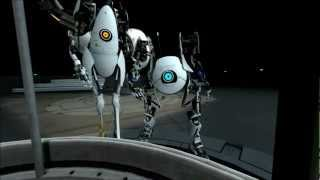 Portal 2: Ending, Credits Song, Wheatley and Space Core