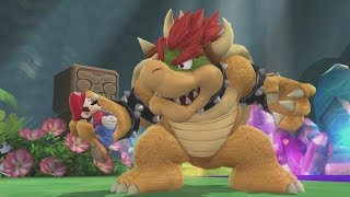 Super Smash Bros. Wii U - 2 noobs clear classic on 9.0 difficulty