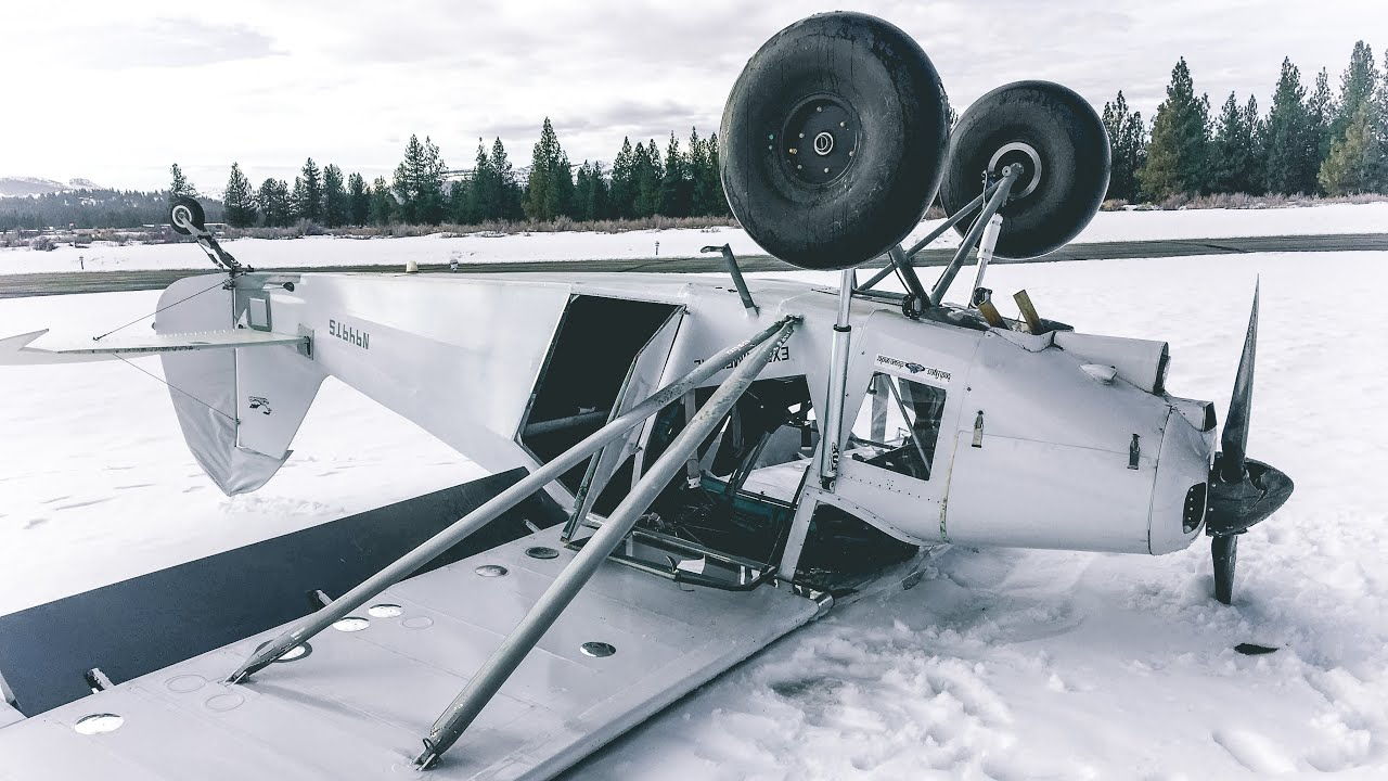 Highs And Lows of Winter Flying