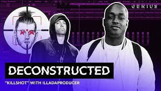 "The Making Of ""Eminem's"" ""KILLSHOT"" With IllaDaProducer 