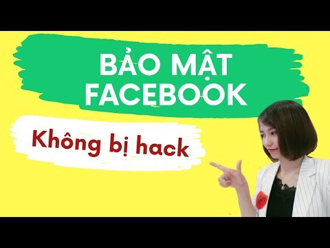 làm thế nào để tránh bị hack nick facebook - CÁCH BẢO MẬT FACEBOOK KHÔNG BỊ HACK