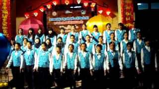 Sing a song - School of nasional I Bekasi, Indonesia