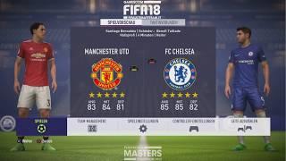 Fifa 18 - demo gameplay - manchester utd vs chelsea in hd 1440p 60fps - gamescom 2017