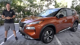 Is the ALL NEW 2021 Nissan Rogue WORTH the PRICE?