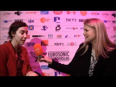 RTÉ 2fm at EuroSonic : Lisa Hannigan speaks to 2fms Jenny Huston