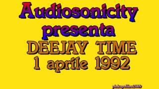 Deejay Time 1 aprile 1992