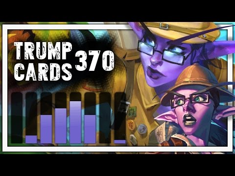 Hearthstone: Trump Cards - 370 - Elise & Malise The Adventurous Twins! (Warlock Arena)
