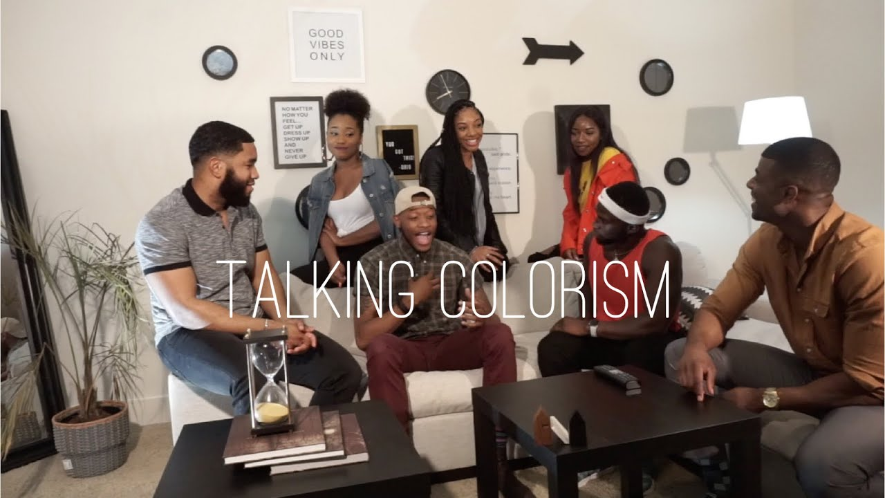 MILLENNIAL'S TALKING COLORISM: DOES SKIN TONE REALLY MATTER?