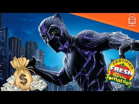 Final Black Panther Box Office Predictions Go Insane