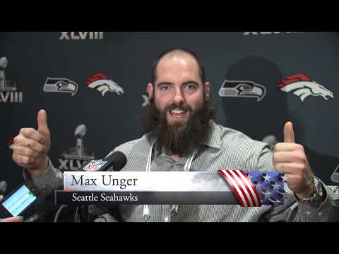 Max Unger & Doug Baldwin - Shout Out for the Troops