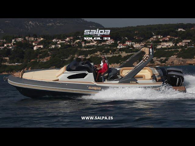 SALPA SOLEIL 33