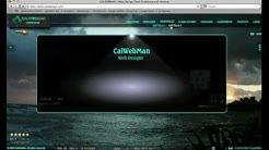 Web Design - Sacramento California by Calwebman.com