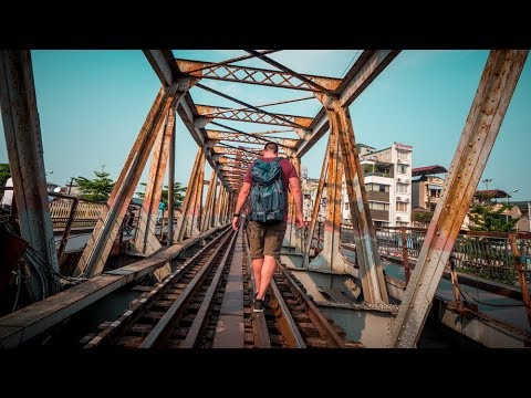 The BEST WAY to see HANOI VIETNAM