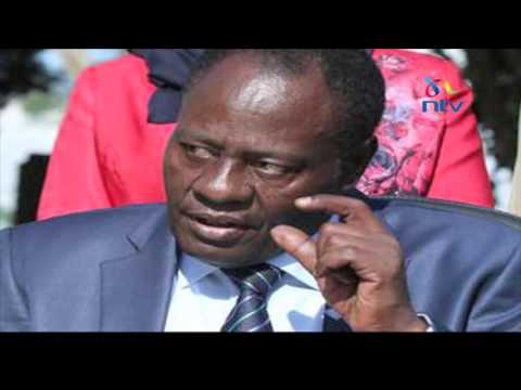 Nyeri Governor, Nderitu Gachagua denies charges levelled against him in impeachment case