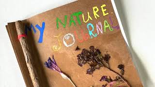 Curiosity Kids: Nature Journal Entry