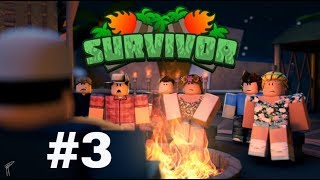 ROBLOX Survivor #3: BETRAYED (Ft.Storm,Creepy,Bison)