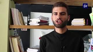 """""""محمد الأمين"""" يتنقل بين الهندسة والسياسة دون كلل"""