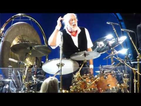 """Band Intros"" Fleetwood Mac@Wells Fargo Center Philadelphia 4/6/13"