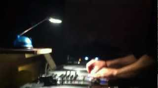 Alexandar Kyosev[Elegantly Wasted]@Discreet Sound System 17.11.212,London,UK