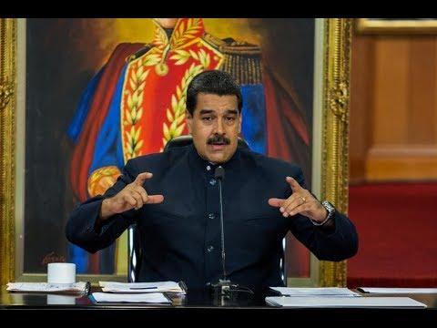 Nicolás Maduro envía un mensaje a España sobre la independencia de Catalunya