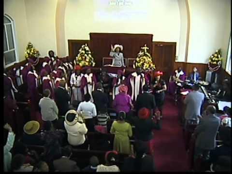 Church of God Seventh Day Croydon (England) chorus How I Got Over