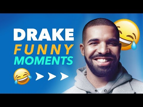 Drake FUNNY MOMENTS - Of All Time