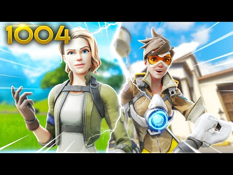 PRO Fortnite Player BACK TO OW!! (SypherPK) | Overwatch Daily Moments Ep.1004