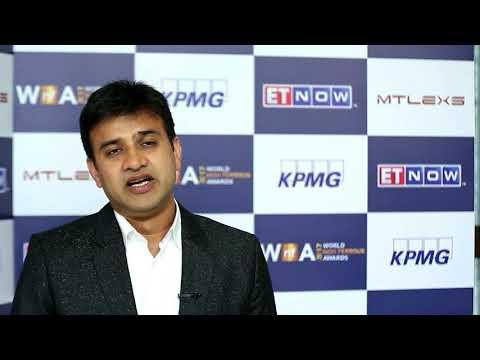Interview : Hitesh Jain, First Metal Corp, at World Non Ferrous Awards Ceremony