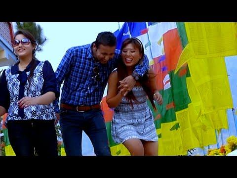 Darjeeling Ko Bhale Basyo - Deepak Chhetri Ft. Darshane & Baitadi Baa | New Nepali Lok Pop Song 2016