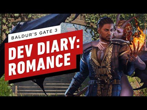Baldur's Gate 3 - Dev Diary: Love in the Forgotten Realms