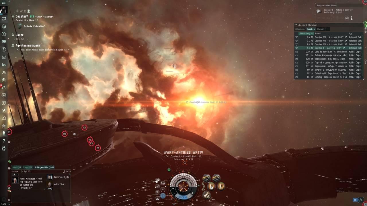 Eve Online Missionen