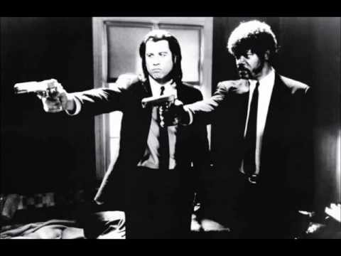 Pulp Fiction Soundtrack  Opening Theme Dick Dale  Misirlou