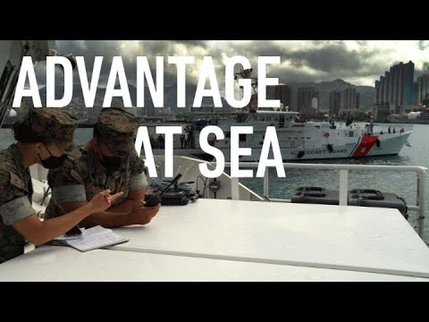Advantage at Sea