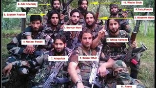 When Burhan Wani and his men fell like a pack of cards