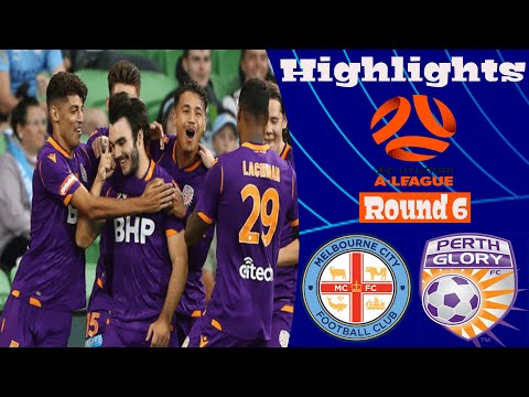 Melbourne City Perth Goals And Highlights