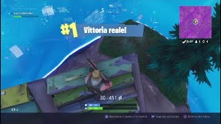 A NABBO MAKING ITS FIRST ROYAL VICTORY! FORTNITE